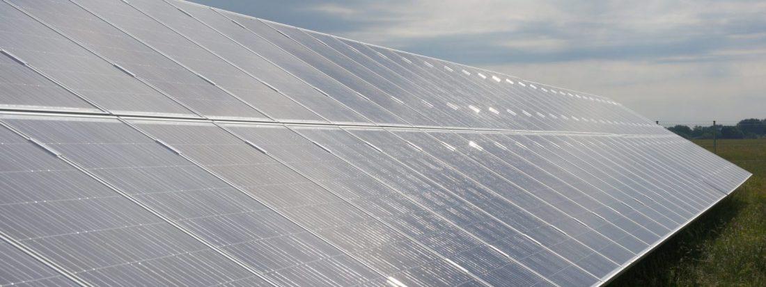 Solarkraftwerk Boizenburg II